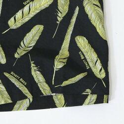 【schottショット】アロハシャツハワイアンシャツ半袖シャツ総柄フェザー柄メンズmen'sインポートブランド海外ブランド3195022-30