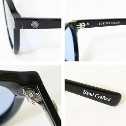 【BLACKFLYブラックフライ】FLYMADISONサングラス偏光レンズボストンタイプブルーレンズストリート系サーフ系メンズmen'sレディースlady's国内正規品インポートブランド海外ブランドBF-12825