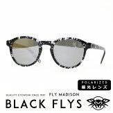 【BLACKFLYブラックフライ】FLYMADISONサングラス偏光レンズボストンタイプミラーレンズストリート系サーフ系メンズmen'sレディースlady's国内正規品インポートブランド海外ブランドBF-12825-06