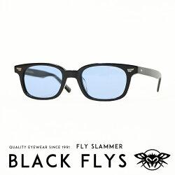 【BLACKFLYブラックフライ】FLYSLAMMER/フライスラマーサングラスブルーレンズSUNGLASSバイカーシェードストリート系サーフ系メンズmen'sレディースlady's国内正規品インポートブランド海外ブランドBF-11101-03