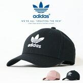 【adidasoriginalsアディダスオリジナルス】キャップアジャスター帽子トレフォイルロゴ三つ葉小物メンズユニセックス国内正規品インポートブランド海外ブランドFUC24