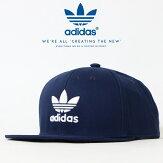 【adidasoriginalsアディダスオリジナルス】キャップスナップバック帽子トレフォイルロゴ三つ葉小物メンズユニセックス国内正規品インポートブランド海外ブランドFUC21