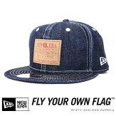 【NEWERAニューエラNEWERA】キャップスナップバックSNAPBACKデニムJAPANDENIM帽子9FIFTYOLDLOGOPAPERLAメンズmen's国内正規品インポートブランド海外ブランド12108857