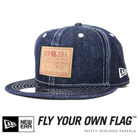 【2019年 秋冬新作】【NEWERA ニューエラ NEW ERA】 キャップ スナップバック SNAPBACK デニム JAPAN DENIM 帽子 9FIFTY メンズ men's 国内正規品 インポート ブランド 海外ブランド 12108857