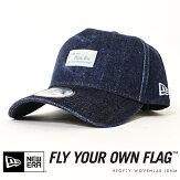 【NEWERAニューエラNEWERA】キャップスナップバックSNAPBACKデニムJAPANDENIM帽子9FORTYA-FRAMEメンズmen's国内正規品インポートブランド海外ブランド12108892