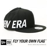 【NEWERAニューエラNEWERA】キャップスナップバック帽子9FIFTY刺繍サイドロゴブラックメンズmen's国内正規品インポートブランド海外ブランド11308479