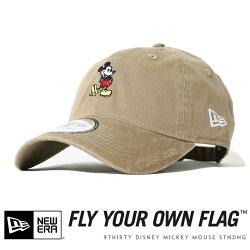 【NEWERAニューエラNEWERA】キャップコラボアジャスターバック帽子DisneyMickeyMouse9THIRTYメンズmen's国内正規品インポートブランド海外ブランド12109044