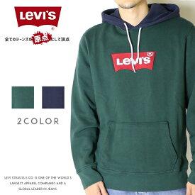 【2019年 秋冬新作】【リーバイス levis LEVI'S】 パーカー スウェット トレーナー プルオーバー ロゴ メンズ MEN'S 国内正規品 インポート ブランド 海外ブランド 56808