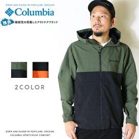 【2019年 秋冬新作】【Columbia コロンビア】 ジャケット マウンテンパーカー ウインドブレーカー アウター men's メンズ 国内正規品 インポート ブランド 海外ブランド アウトドアブランド PM3781 Vizzavona Jacket