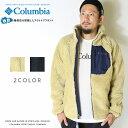 【2019年 秋冬新作】【Columbia コロンビア】 ジャケット ボアフリースジャケット アウター 中綿 防風 防寒 men's メンズ 国内正規品 インポート ブランド 海外ブランド アウトドアブランド PM3743 Archer Ridge Jacket