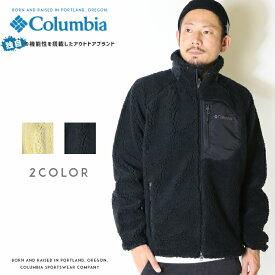 【セール 20%OFF】【Columbia コロンビア】 ジャケット ボアフリースジャケット アウター 中綿 防風 防寒 men's メンズ 国内正規品 インポート ブランド 海外ブランド アウトドアブランド PM3743 Archer Ridge Jacket