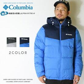 【2019年 秋冬新作】【Columbia コロンビア】 ジャケット アウター 中綿ジャケット オムニヒート men's メンズ 国内正規品 インポート ブランド 海外ブランド アウトドアブランド EE0902 Iceline Ridge Jacket