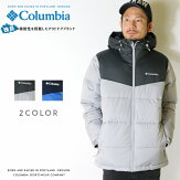 【Columbiaコロンビア】ジャケットアウター中綿ジャケットオムニヒートmen'sメンズ国内正規品インポートブランド海外ブランドアウトドアブランドEE0902IcelineRidgeJacket