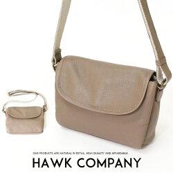 【HawkCompanyホークカンパニー】バッグbagショルダーバッグレザー牛革かばん鞄小物グッズメンズmen'sレディースlady'sプレゼント彼氏男性3249