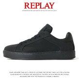 【REPLAYリプレイ】スニーカーシューズ靴くつローカットリプレイジーンズメンズMEN'S国内正規品インポートブランド海外ブランドGMZ97-000-C0023S