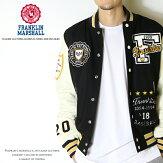 ナイロンジャケットジャケットアウターリバーシブルボアアメカジfranklin&marshallmen'sメンズ国内正規品インポートブランド海外ブランド50181-5004