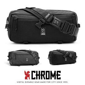 【CHROME クローム】 ボディバッグ スリングバッグ ウエストバッグ かばん 9リットル メンズ レディース 正規品 インポート ブランド 海外ブランド BG-189/BG-196