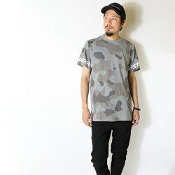 【G-STARRAWジースターロウ】tシャツ半袖ロゴプリント迷彩カモフラージュジースターローgstarメンズmen's国内正規品インポートブランド海外ブランドD17148-C338