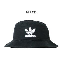 【adidasoriginalsアディダスオリジナルス】ハットバケットハット帽子トレフォイルロゴ三つ葉小物メンズユニセックス国内正規品インポートブランド海外ブランドMLH58