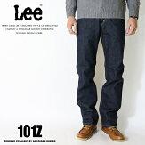 Leeリー101zアメリカンライダース日本製ストレートジーンズデニム裾直し無料送料無料ワンウォッシュメンズインポートブランド海外ブランドLM5101-500
