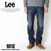 Leeリー101zアメリカンライダース日本製ストレートジーンズデニム裾直し無料送料無料ユーズドメンズインポートブランド海外ブランドLM5101-526