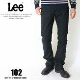 Leeリージーンズ102ブーツカットアメリカンライダース日本製ツイル裾直し無料送料無料ブラックメンズインポートブランド海外ブランドLM5102-375