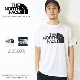 【2020年 春夏新作】【THE NORTH FACE ザ・ノースフェイス】 tシャツ 半袖 ロゴ 定番 ザノースフェイス メンズ men's 国内正規品 インポート ブランド 海外ブランド アウトドアブランド NT32034