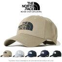 【2021年 春夏再入荷】【THE NORTH FACE ザ・ノースフェイス】 キャップ ベースボールキャップ TNFロゴ 帽子 CAP 小物 ザノースフェイ…
