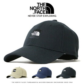 【2021年 春夏再入荷】【THE NORTH FACE ザ・ノースフェイス】 キャップ ベースボールキャップ ロゴ 帽子 CAP 小物 ザノースフェイス メンズ レディース ユニセックス 国内正規品 インポート ブランド 海外ブランド アウトドアブランド NN41911