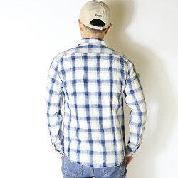 【REPLAYリプレイ】シャツ長袖シャツチェックシャツメンズmen's国内正規品インポートブランド海外ブランドM4987-000-52294