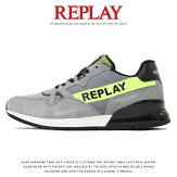 【REPLAYリプレイ】スニーカーシューズ靴くつローカットリプレイジーンズメンズMEN'S国内正規品インポートブランド海外ブランドGMS1C-000-C0002L