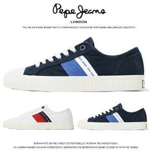 【Pepe Jeans ペペジーンズ】 スニーカー シューズ 靴 くつ ローカット メンズ 国内正規品 インポート ブランド 海外ブランド ヨーロッパブランド PMS30631