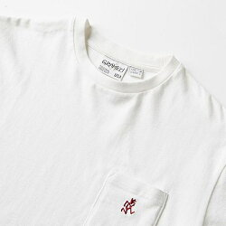 【GRAMICCIグラミチ】tシャツ半袖ワンポイントロゴポケットランニングマン定番メンズmen's国内正規品アウトドアブランドインポートブランド海外ブランド1948-STS