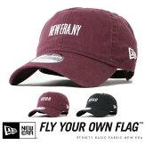 【NEWERAニューエラNEWERA】キャップアジャスターバック帽子ニューヨークロゴ9THIRTYブラックマルーンメンズレディース国内正規品インポートブランド海外ブランド12540762/12540764