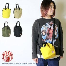 【HEAD LIGHT ヘッドライト】 バッグ ショルダーバッグ ハンドバッグ 巾着 かばん 鞄 小物 グッズ メンズ レディース ユニセックス プレゼント 彼女 女性 0458014