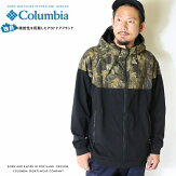 【Columbiaコロンビア】パーカースウェットライトアウターフードジップアップ長袖メンズ国内正規品インポートブランド海外ブランドアウトドアブランドPM3814