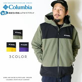 【Columbiaコロンビア】ジャケットアウター中綿ジャケットナイロンジャケット撥水加工防寒メンズ国内正規品インポートブランド海外ブランドアウトドアブランドPM3843
