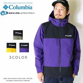 Columbia コロンビア アウター ジャケット 中綿ジャケット ナイロンジャケット 撥水加工 防寒 メンズ 国内正規品 インポート ブランド 海外ブランド アウトドアブランド PM3843