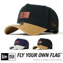 【2021年 春夏新作】【NEWERA ニューエラ NEW ERA】 キャップ スナップバック ロゴ 帽子 9FORTY A-FRAME 親子コーデ リンクコーデ ブラ…