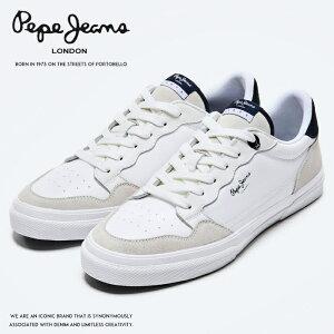 【Pepe Jeans ペペジーンズ】 スニーカー シューズ 靴 くつ ローカット メンズ 国内正規品 インポート ブランド 海外ブランド ヨーロッパブランド PMS30746