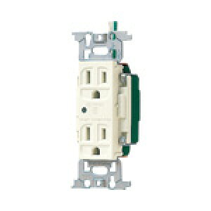 パナソニック WN13185K フルカラー 医用埋込アース付ダブルコンセント 通電表示ランプ付