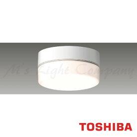 東芝 LEDT21687L-LS1 LED丸形ブラケット 天井・壁取付型 防雨形 610lm 電球色 FCL20タイプ 非調光 LED一体形 『LEDT21687LLS1』