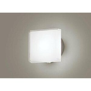壁直付型 LED(昼白色) ポーチライト 拡散タイプ・密閉型 防雨型・FreePaお出迎え・明るさセンサ付・段調光省エネ型 白熱電球40形1灯器具相当 LSEWC4054 LE1