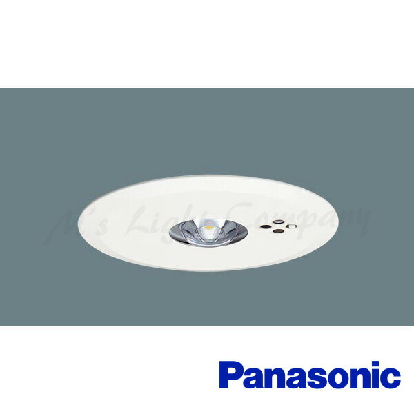 パナソニック NNFB91605J 非常用照明器具 LED 天井埋込型 埋込穴φ100 昼白色 一般型 低天井用(〜3m) リモコン自己点検機能付 『NNFB91605J』