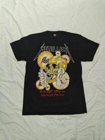 ロックTシャツ METALLICA(メタリカ) THIS SHOTEST STRAW HAS BEeNPULLED FOR YOU!  S/M/L/XL /バンT/ヘビ−メタル/ハ−ドロック/HM/HR/スカル/髑髏