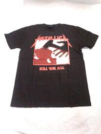 ロックTシャツ METALLICA(メタリカ) KILL 'eM ALL S/M/L/XL バンT/ヘビ−メタル/ハ−ドロック/HM/HR