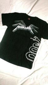 ロックTシャツ METALLICA(メタリカ) S/M/L/XL /バンT/ヘビ−メタル/ハ−ドロック/HM/HR