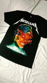 ロックTシャツ METALLICA(メタリカ) Hardwired... to Self-Destruct S/M/L/XL /バンT/ヘビ−メタル/ハ−ドロック/HM/HR
