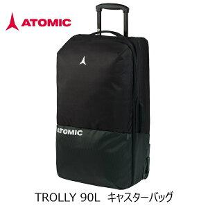 アトミック ホイールバッグ ATOMIC TROLLEY 90L BLACK AL5037620