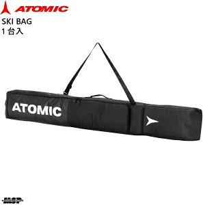 アトミック スキーケース 1台入 ブラック ATOMIC SKI BAG BLACK AL5045130
